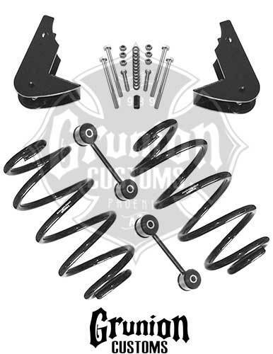 Mcgaughys Tahoe 5 Rear Drop Kit 01 06 2wd 33073 For Sale Online