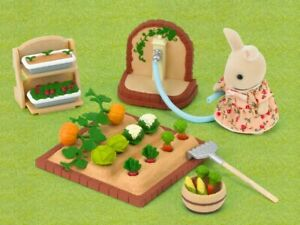 Calico Critters Sylvanian Families Vegetable Gardening Set