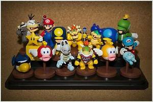 Furuta Choco Egg Wii 3 Final Super New Mario Bros mini Figure