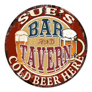 CWBT0197-SUE-039-S-BAR-N-TAVERN-Sign-Mother-039-s-Day-Christmas-Gift-For-Woman