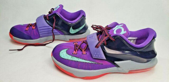 Nike KD 7 Size 5.5Y Lightning 534 Cave