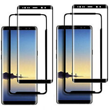 amFilm Galaxy Note 8 Screen Protector Glass 3d Curved Tempered Glass