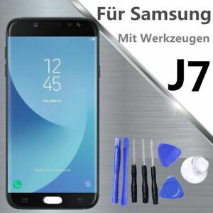 Fuer-Samsung-Galaxy-J7-Pro-2017-SM-J730F-LCD-Display-Touch-Bildschirm-Schwarz-DE