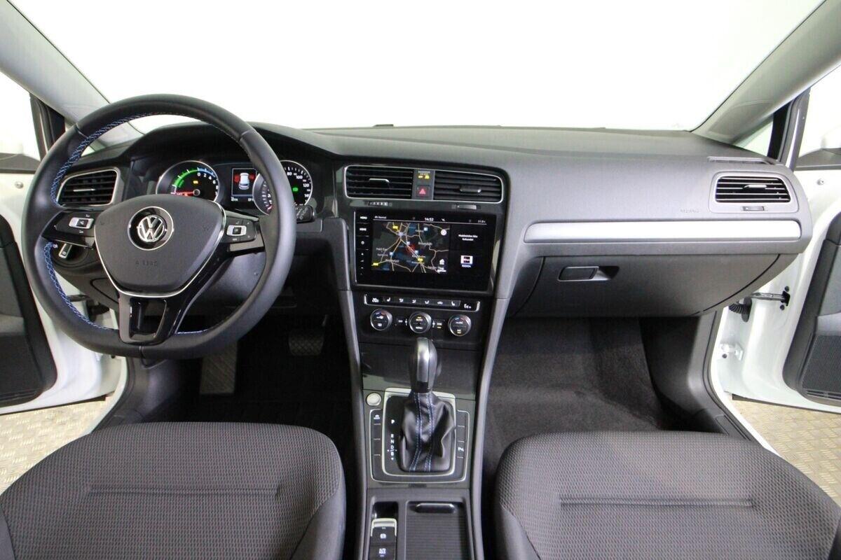 VW e-Golf VII 2018