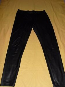 Legging-calecon-brillant-Femme-Taille-44-FR-16-UK