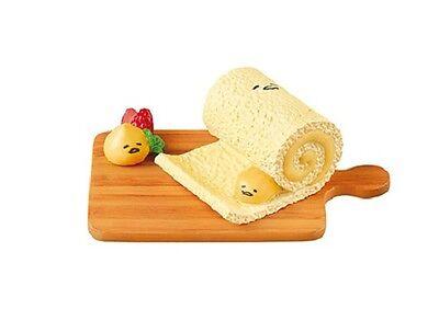 Re-Ment Miniature Sanrio Gudetama Sweets Set # 8 Roll cake