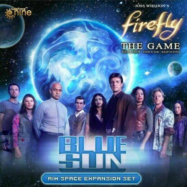 Blue Sun Expansion Board Game GF9 FIRE005 Firefly The Game