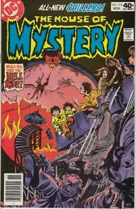 THE-HOUSE-OF-MYSTERY-274-VF-NM