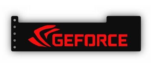 ALL GPUs GEFORCE GPU Anti-Sagging Support Bracket//Brace  1070 BLACK//RED