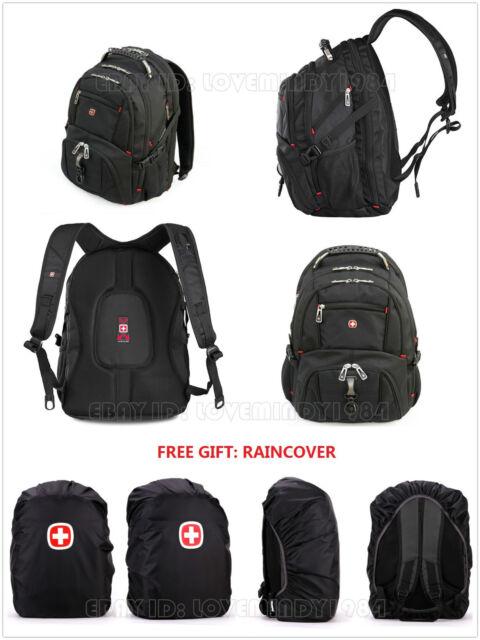 """Laptop Notebook Shoulder Bag Rucksack Backpack 15.6"""" Swiss gear SWISSGEAR SA8112"""