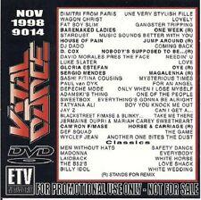 ETV Vital Dance November 1998 DVD
