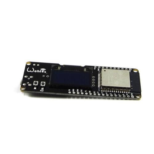 "0.96/"" OLED ESP32 ESP-WROOM-32 WIFI-BT Dual-Modus 2.4GHz For Wemos D1 AP STA"