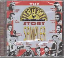 The Sun Story Sampler CDNEU Carl Perkins Johnny Cash Roy Orbison Jerry Lee Lewis