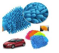 1Pcs Super Mitt Microfiber Fiber Car Glove Cleaning Cloth Towel Wash Dry Tool