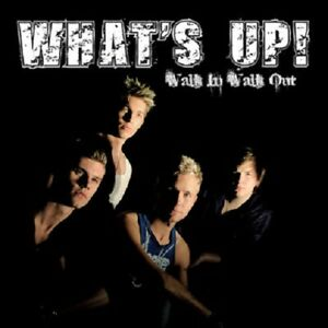 What-039-s-Up-034-Walk-In-Walk-Out-034-2010-CD-Single