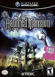Disney S The Haunted Mansion Nintendo Gamecube 2003 For Sale Online Ebay