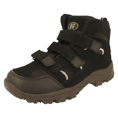 Damenschuhe Ladies Hasby Hook & Loop Fastening Walking Boot 2239c Rozmiar Um Eine Reibungslose üBertragung Zu GewäHrleisten Kleidung & Accessoires
