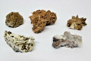 5-verschiedene-Mineralien-Steine-180-550-Gramm