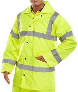 Portwest Chaleco De Malla Seguridad chaqueta Reflectante Workwear uniforme confort C171