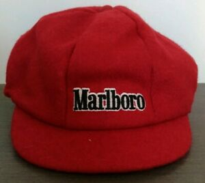 Marlboro-Baggy-Cricket-style-Cap-One-size-Fits-All