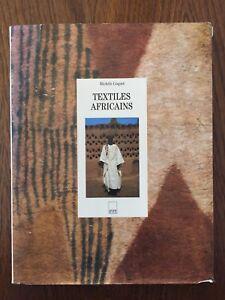 Textiles Africains - Michèle Coquet - Adam Biro