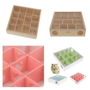 Pet-Hamster-Maze-Tunnel-Gerbil-Rat-Mouse-Mice-Small-Animal-Hide-and-Play-Toys
