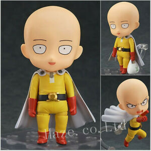 One-Punch-Man-Hero-Saitama-PVC-Figure-Model-Toy-4-039-039-Collection-In-Box-Great-Gift