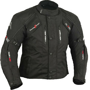 Blouson-En-Textile-pour-Homme-Veste-Moto-Motard-Blouson-en-Textil-impermeable