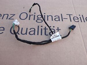 mercedes w211 e class tweeter speaker wire cable srecher kabel rh ebay com