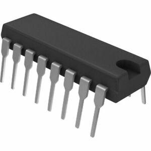 confezione da 3 4026b decade COUNTER 7 SEG OUT Logic IC 4026