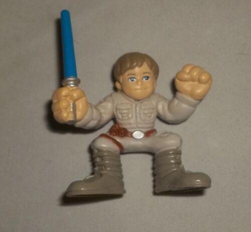 STAR Wars Galactic Heroes Figure-Luke Skywalker Bespin Outfit ESB