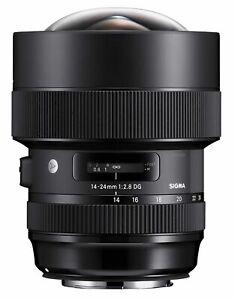 Sigma-14-24mm-F2-8-DG-HSM-039-A-039-Art-Full-Frame-Lens-for-Nikon-AF-UK-Stock-BNIB