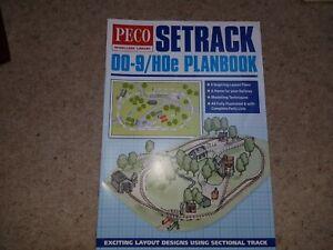 OO9-00-9-HOe-Peco-PM-400-Peco-Modellers-Library-Setrack-Planbook