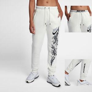 Nike Force Of Bianco Tuta Nsw Pantaloni The E Corsa Summit Floreale L Donna Xl The wtrAxqtF