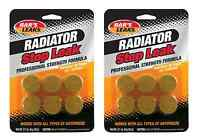 Bar's Leaks Hdc Radiator Stop Leak Tablets Heavy Duty 2-packs