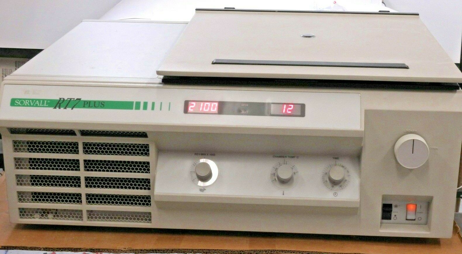 Sorvall RT7 Plus Centrifuge