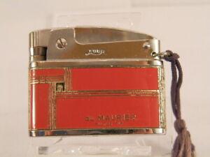Vintage-lighter-du-maurier-mint-working-advertising-mini-cigarette-brand