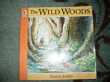 Kids paperback gr k-2:The Wild Woods-kid walks with grandpa.wants squirrel pet:)