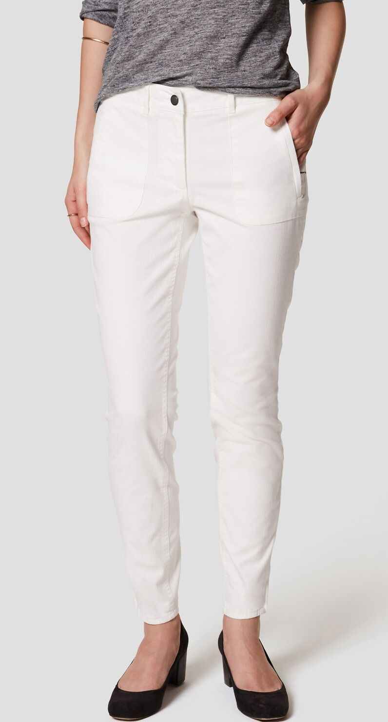 Ann Taylor LOFT Utility Skinny Ankle Pants in Marisa Fit Various Sizes and color