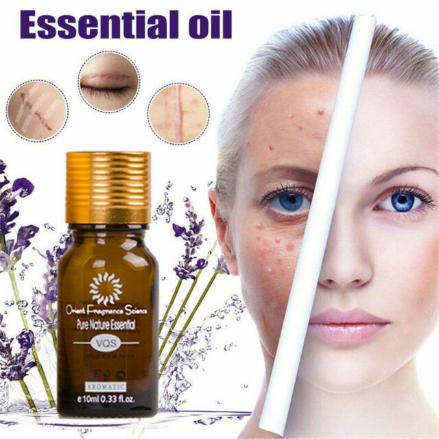 10ml Ultra Brightening Spotless Oil Skin Care Natural Pure Remove Ance/