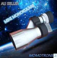 Mini Night Vision Outdoor Metal Monocular 8X20 HD Telescopes Pocket Adjustable