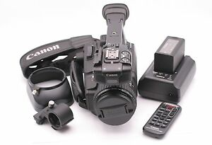 Canon-XF-100-High-Definition-Professional-Camcorder-US-Model-Camcorder