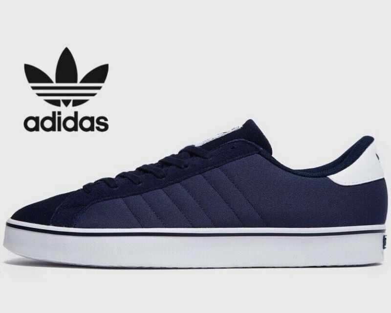 ⚫ 2019 Orig Adidas Originals Rod Porfira ® (uomini Taglie Uk: 7 - 12) Blu Navy