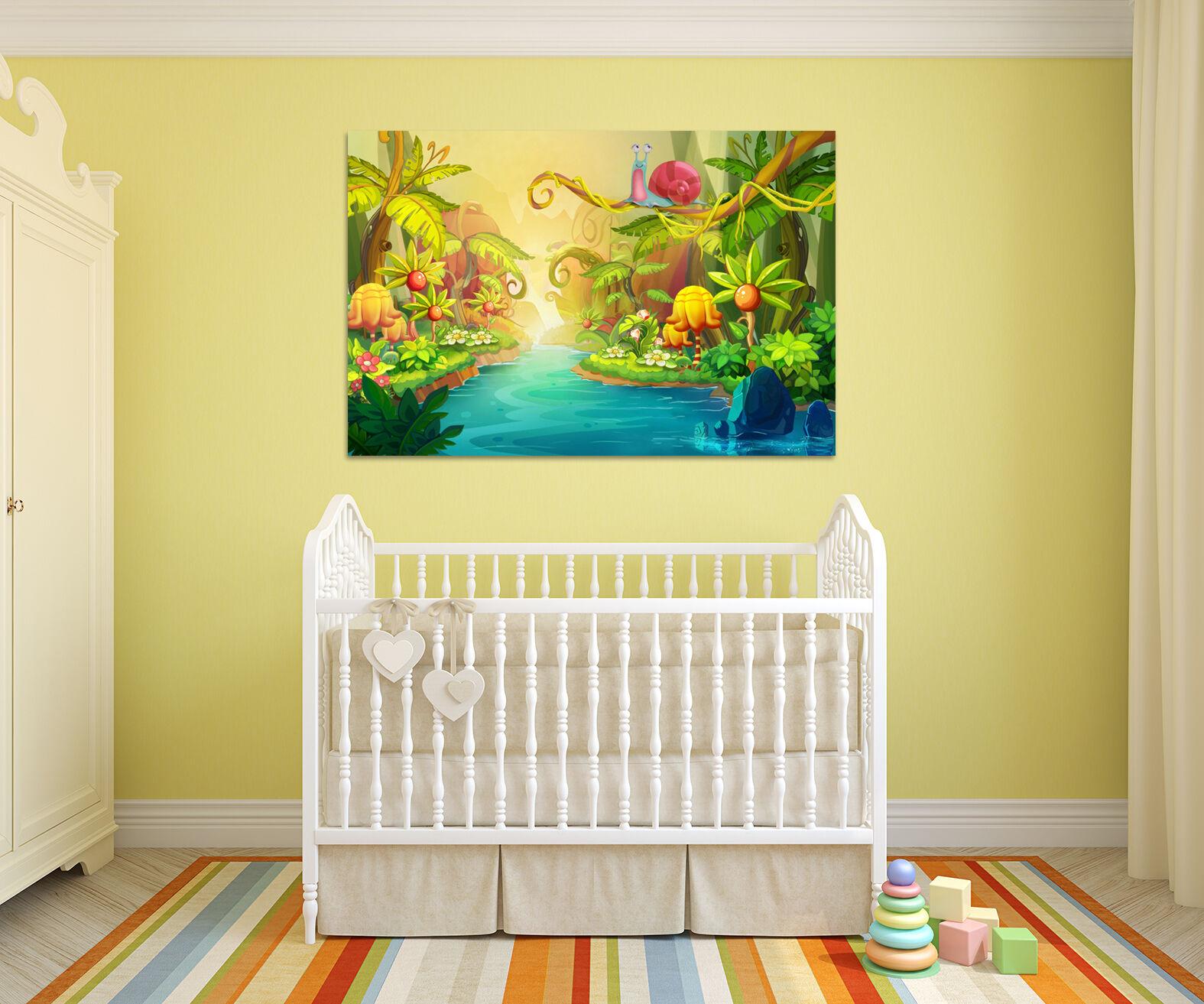 3D Mrchenlandschaft 533 Fototapeten Wandbild BildTapete Familie AJSTORE DE