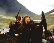 Highlander Christopher Lambert Awesome 10x8 Photo