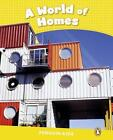 Penguin Kids 6 A World of Homes Reader CLIL AmE von Nicole Taylor (2013, Taschenbuch)