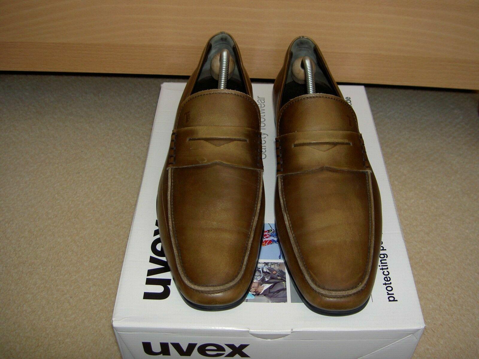 Tod's Schuhe, Herren Mokassins,  Gr. 44 SEHR GUT