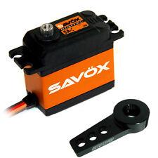 Savox SA-1230SG Monster Torque Coreless Digital Servo W/FREE ALUMINUM HORN HA