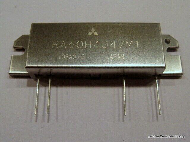 Genuine Mitsubishi RA07H4047M RF Power Amplifier Module Trusted UK Seller 70cm