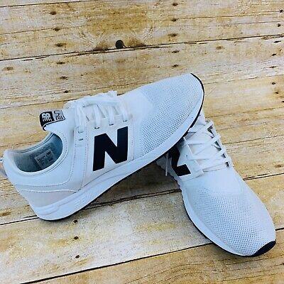 New Balance MRL247WB D BLack White Men Running Casual Shoes Sneakers MRL247WBD   eBay